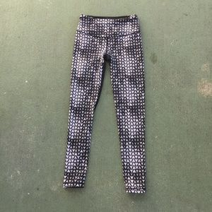 Knockout by Victoria's Secret Black White Pants